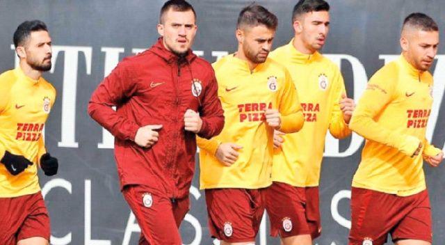 Galatasaray'da derbi alarmı
