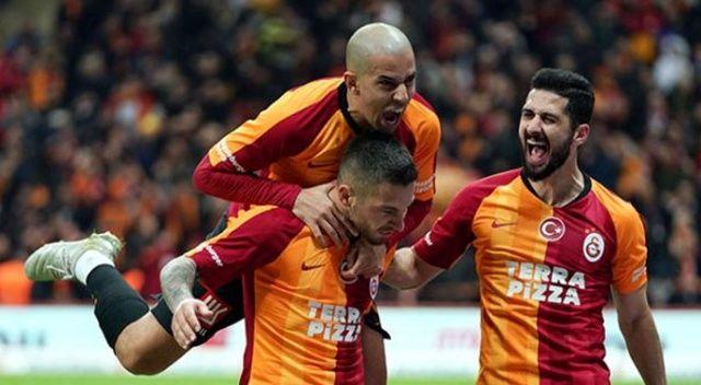 Galatasaray Kulübü, derbi maç öncesi oyunculara 7 milyon euro ödeme yaptı