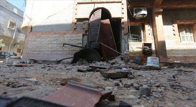 Hafter milisleri Trablus'a saldırdı: 1 ölü, 3 yaralı