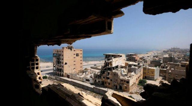 Hafter milisleri Trablus'un güney bölgelerine 7 roket fırlattı
