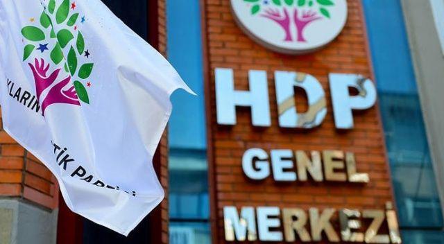HDP Muş milletvekili Mensur Işık'a bir birleşim ceza