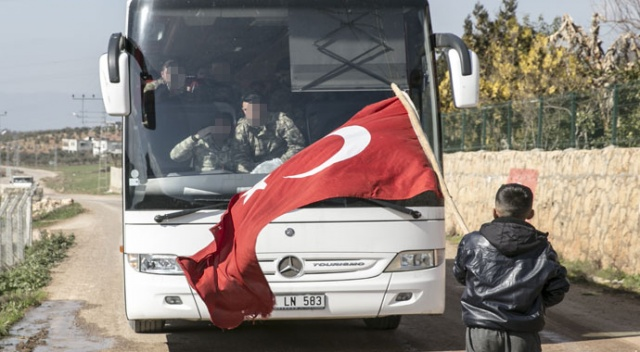 İdlib'deki gözlem noktalarına komando takviyesi