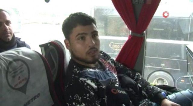 "İdlibli Enis: ""Avrupa'ya gitmek istiyorum"""