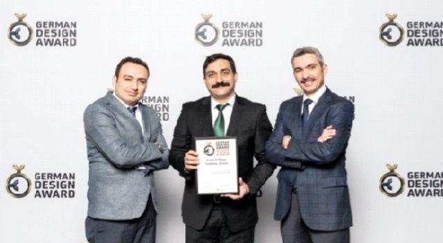 İhlas Ev Aletlerine Almanya'dan ödül