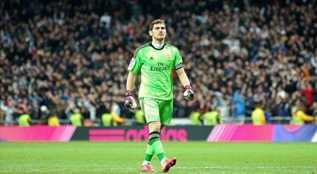 Iker Casillas İspanya Futbol Federasyonu Başkanlığı için adaylığını açıkladı