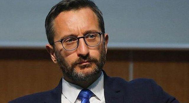 İletişim Başkanı Altun: Yaşanan saldırıya misliyle karşılık verildi