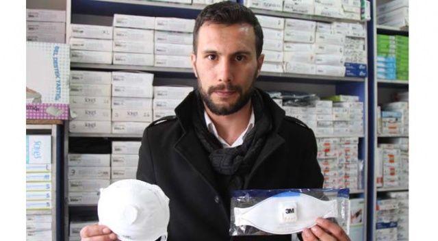 İran'daki ölümlerden sonra Van'da maske satışları arttı