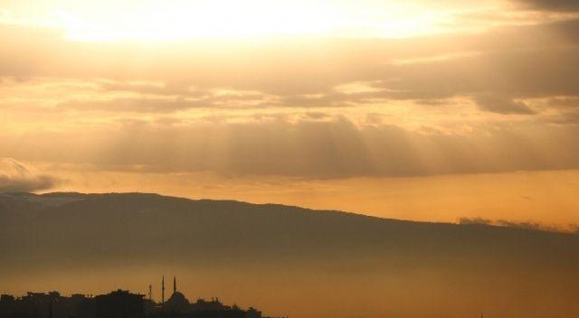 İstanbul'da hava sıcaklığı artıyor