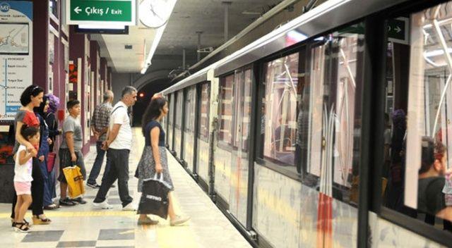 İstanbul'da metro seferlerinde aksama