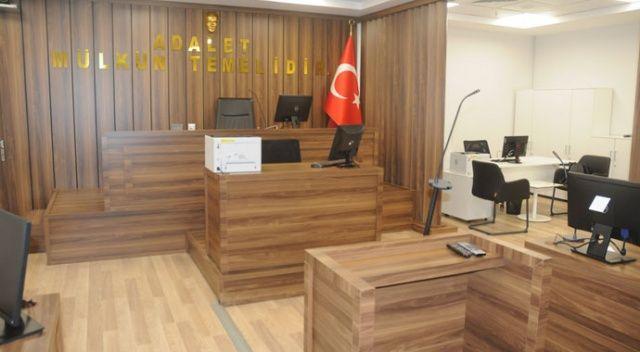 İstanbul Havalimanı'nda bir ilk! Adliye binası hizmete girdi