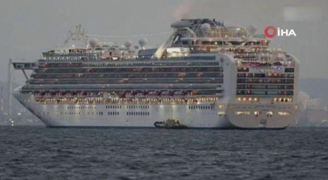 Japonya'da karantina gemisinden 1 kişi daha hayatını kaybetti