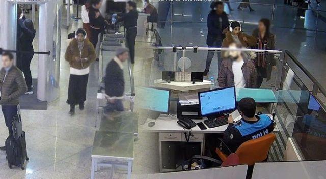 Kadın kılığında yurt dışına kaçmaya çalışıyordu! Esenboğa'da yakalandı