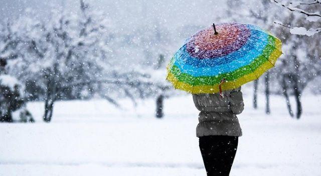 Kar geliyor, çığ tehlikesi var! İşte 20 Şubat Hava durumu