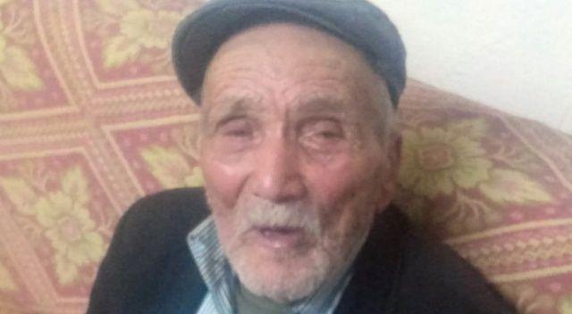 Kaybolduktan 20 saat sonra bulunan yaşlı adamın ilk isteği 'çay' oldu