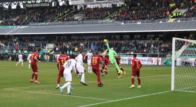 Kayserispor deplasmanda Denizlispor'u 1-0 ile geçti