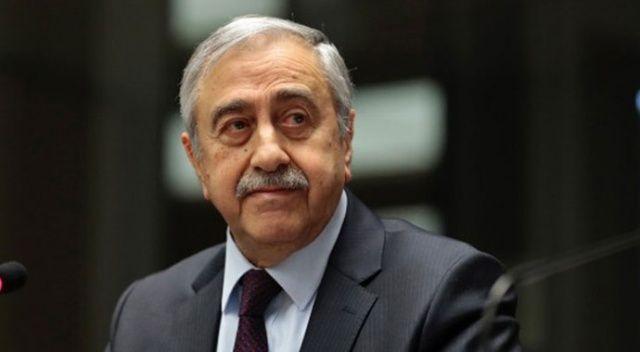 KKTC Cumhurbaşkanı Akıncı'dan Türkiye'ye taziye mesajı