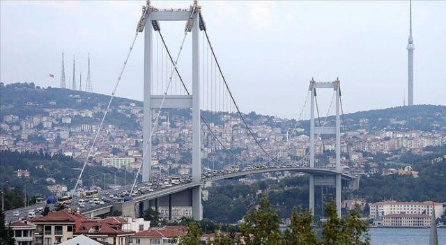 Köprü ve otoyollardan ocakta 189 milyon 525 bin lira gelir elde edildi