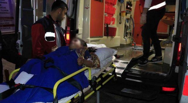 Korkunç olay! Bakkala giden 6 yaşındaki çocuk tabancayla vuruldu