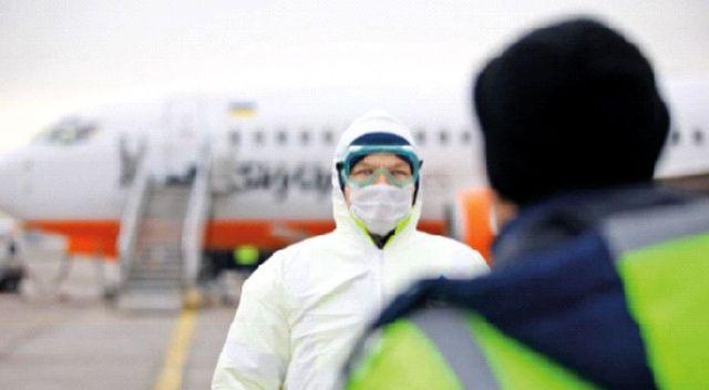 Koronavirüs 8 ülkede daha görüldü