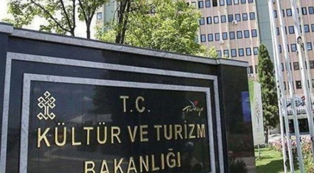 Kültür ve Turizm Bakanlığı, tüm sanatsal faaliyetlerine 3 gün ara verdi