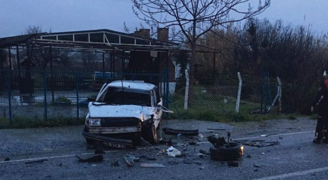 Kuşadası'nda trafik kazası: 4 yaralı