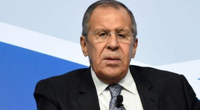 """Lavrov: """"Türk ve Rus askeri yetkililer karşılıklı anlayış içerisinde"""""""