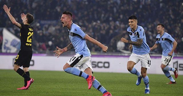 Lazio Inter'in yenilmezlik serisini...