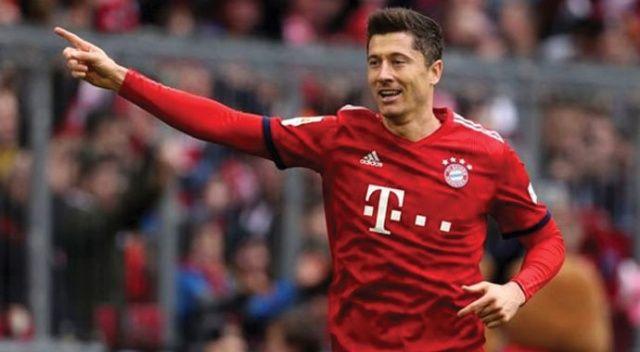 Lewandowski sakatlığı sebebiyle 4 hafta sahalardan uzak kalacak