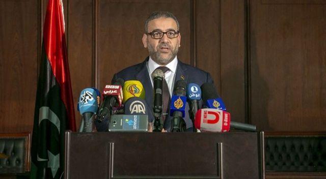 Libya Yüksek Devlet Konseyi Başkanı Cenevre'ye gitmeyeceklerini söyledi