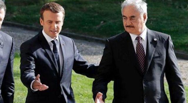 Macron'dan darbeci generale Paris daveti