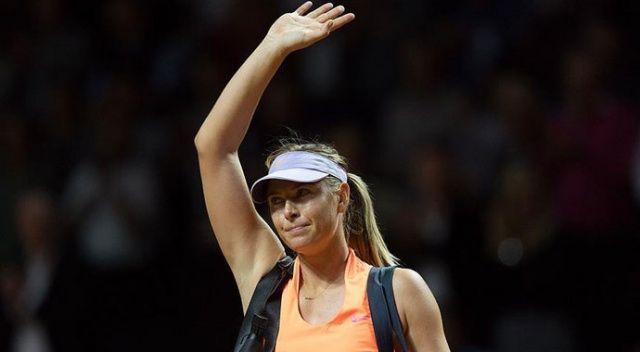 Maria Sharapova tenisi bıraktığını açıkladı