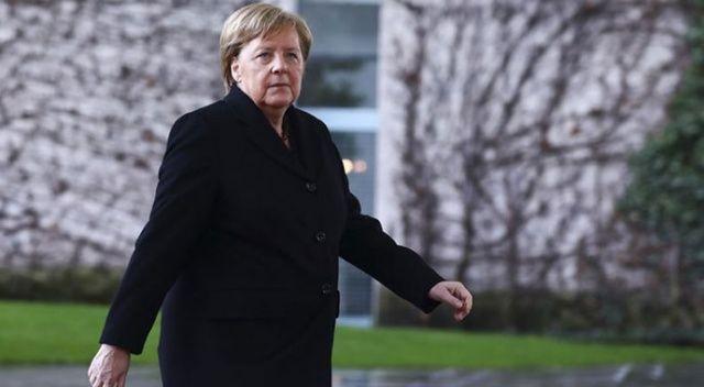 Merkel: İdlib'de durumun hızlı bir şekilde iyileşmesini umut ediyorum