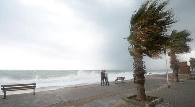 Meteoroloji ve AKOM'dan kuvvetli...