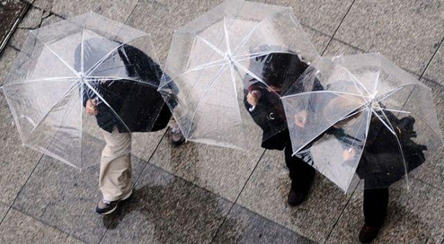 Meteorolojiden sağanak uyarısı (29 Şubat 2020 hava durumu)