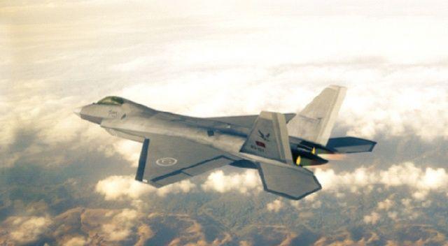 Millî muharip uçağın yıldırım  test tesisi 2022'de hazır
