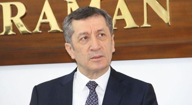 """Milli Eğitim Bakanı Selçuk: """"Milletimizin başı sağ olsun"""""""