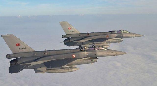 MSB açıkladı! Kandil'de 6 PKK'lı terörist öldürüldü