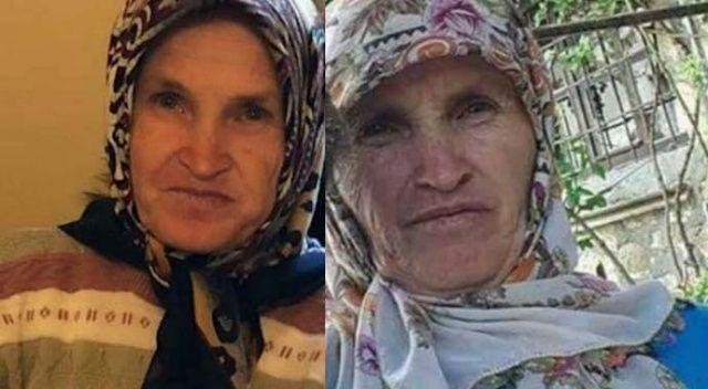 Nallıhan'da kaybolan kadını arama çalışmaları sürüyor