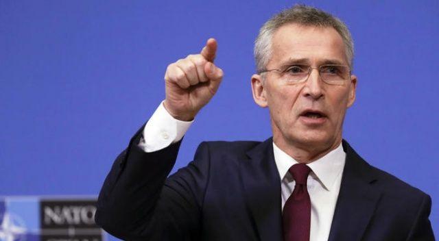 NATO Genel Sekreteri Stoltenberg: Birlikte terörizmle mücadele etmeye kararlıyız