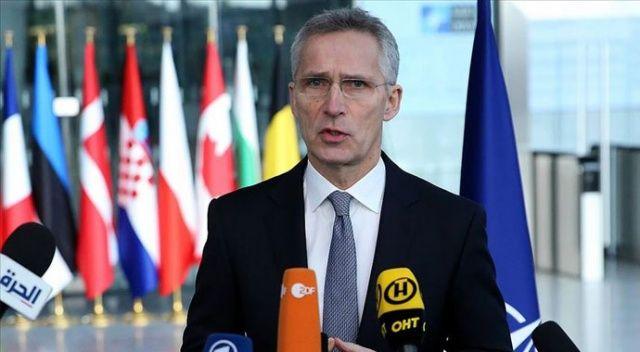NATO Genel Sekreteri Stoltenberg: NATO'nun Orta Doğu'da daha fazlasını yapmaya kapasitesi var