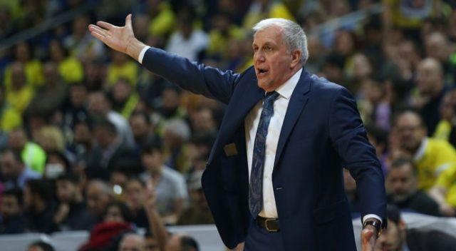 Obradovic: Oyuncularım final oynamak istediklerini gösterdiler