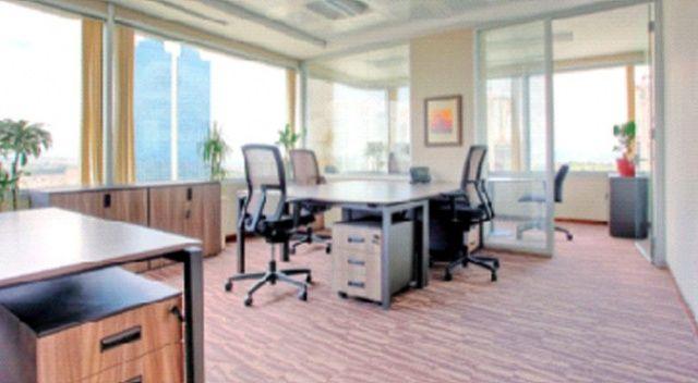 Ofis kiralama oranları yüzde 62 arttı