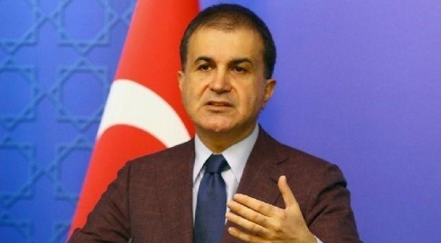 Ömer Çelik'ten Kılıçdaroğlu'nun sözlerine cevap