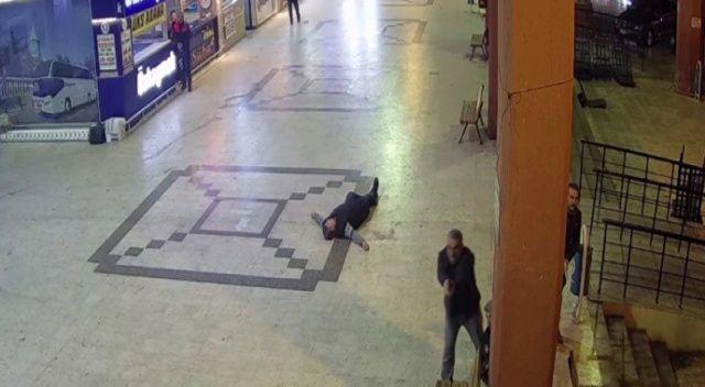 Otogardaki silahlı çatışma...