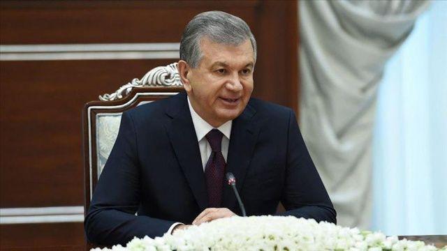 Özbekistan Cumhurbaşkanı Şevket Mirziyoyev Türkiye'ye gelecek