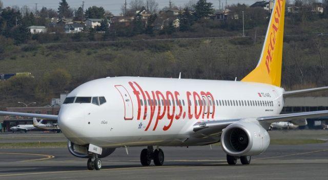 Pegasus, Tahran uçuşlarını durdurdu