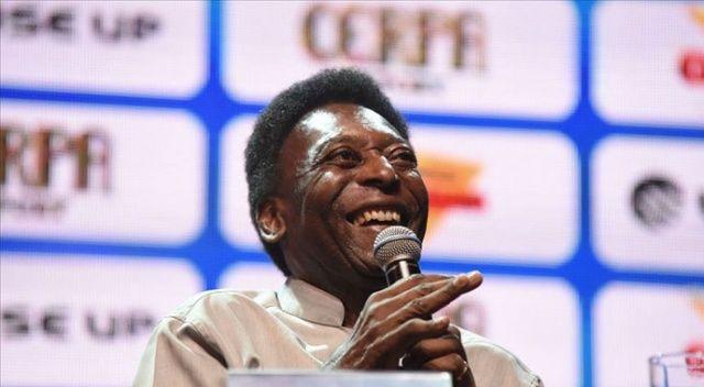 Pele'nin oğlu babasının insan içine çıkmak istemediğini söyledi