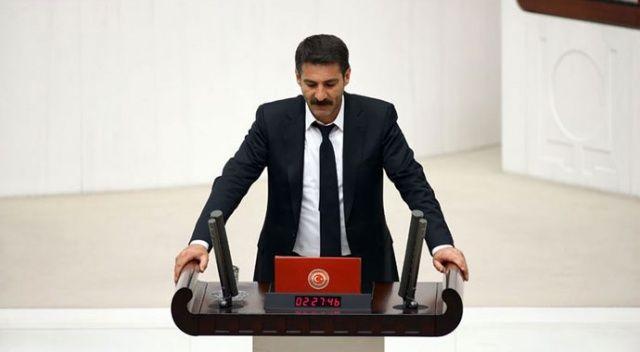 PKK'lı terörist HDP milletvekilinin evinden çıktı