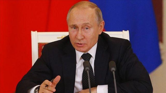 Putin, Güvenlik Konseyi'nde İdlib'deki durumu görüştü