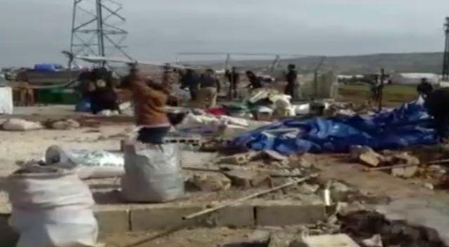 Rejim saldırıyor, siviller kaçıyor